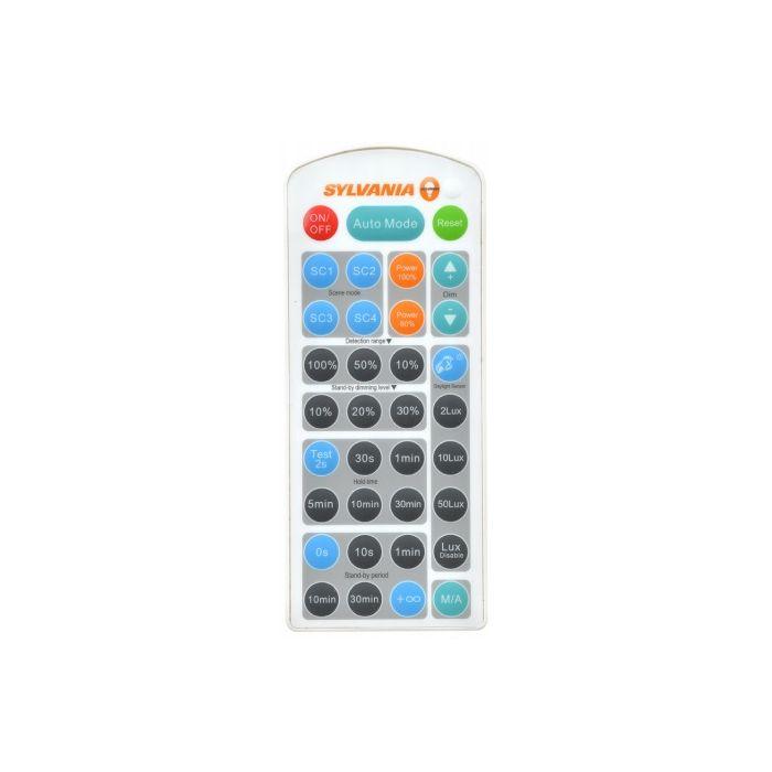 Sylvania 71758 SENSOR1A/REMOTE/D Universal Infrared Remote Control for Sensor