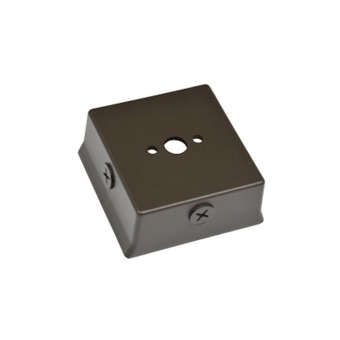 Sylvania 74392 SLMWPK1A/JBOX/BZ Junction Box Accessory for Slim Wall Pack Fixture
