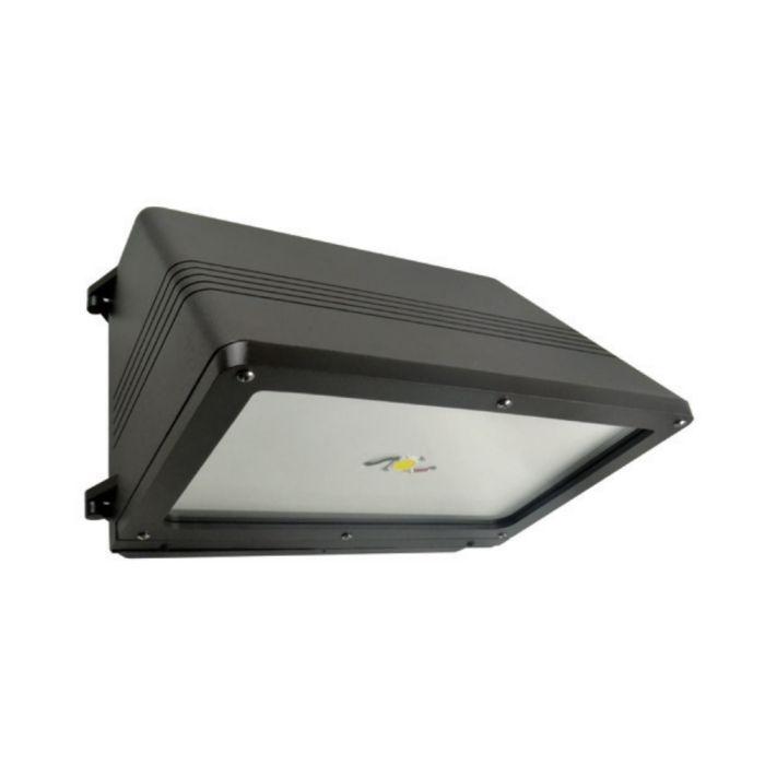 Sylvania WALPAK1C/036UNV DLC Qualified 36 Watt 1C LED Wall Pack Cutoff Light Fixture 120-277V 100W HPS/MH Equivalent