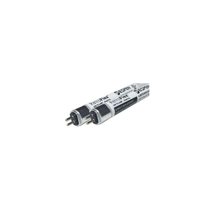 ESPEN Technology L48T5/840/24G-EB 24 Watt 4 Foot 4' LED T5 Glass Tube Lamp 4000K
