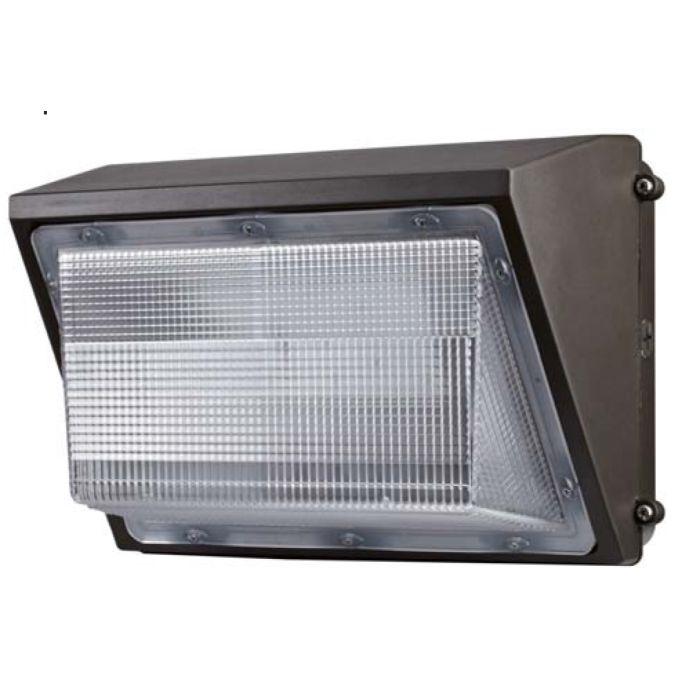 Louvers International 30 Watt DLC Listed LED Wallpack Light Fixture