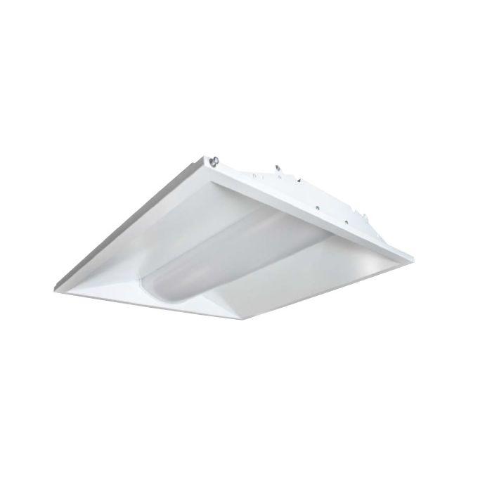 US LED TEG1-1-24-UNVL 2x4 LED Architectural Recessed Troffer Fixture