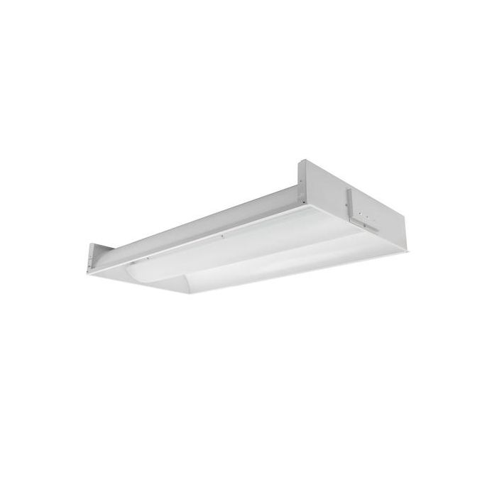 Toggled FT230V0 2x2 LED 3 Tube Capacity Direct-Wire Volumetric Fixture (Lamps Excluded)