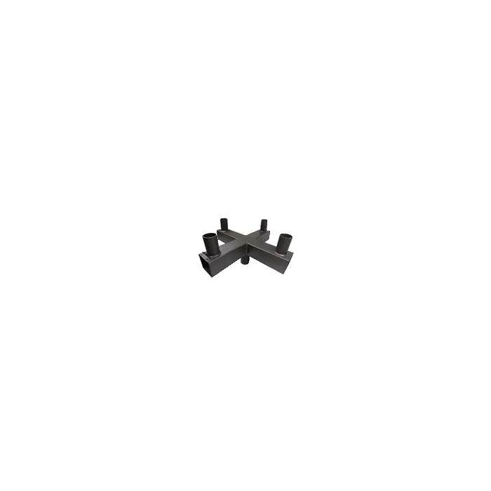 SLG Lighting TXFTB490 Quad 90˚ Horizontal Tenon Adaptor