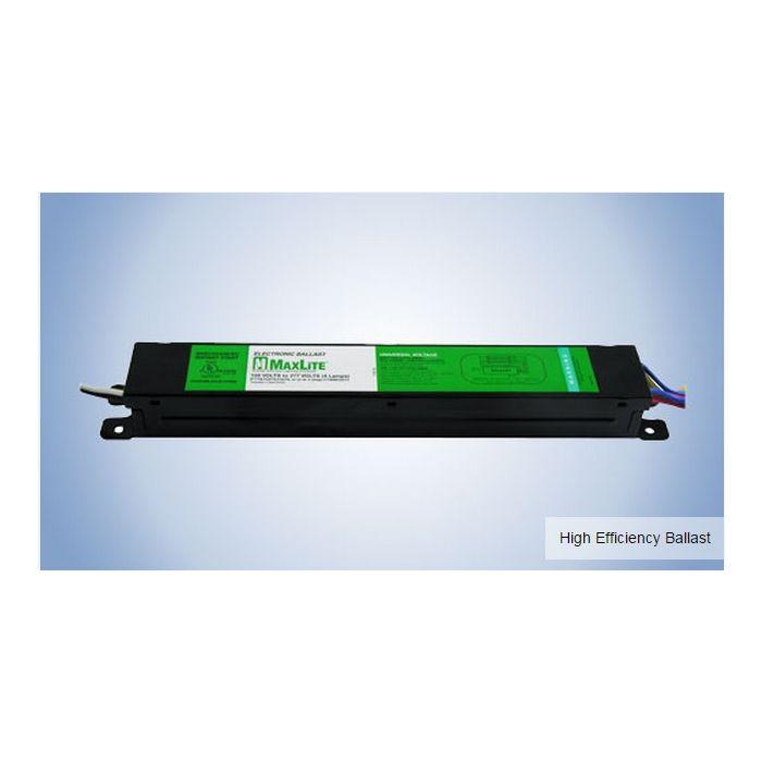 Maxlite Maxlite MLEU544HOP/SC 4 Lamp 36W (Watt) 49W 50W 54W 55W T5 Ballast 120-277V 73100