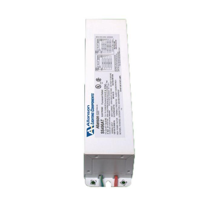 Allanson EESB-0432-14L-120-277V 1-4 Lamp Fluorescent Ballast - EESB Instant Start - High Output 120-277V
