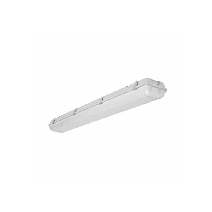 NaturaLED LED-FXVTL29/50K-SEN DLC Premium Listed 29 Watt 4 Foot LED Vapor Tight Linear Light Fixture with Motion Sensor