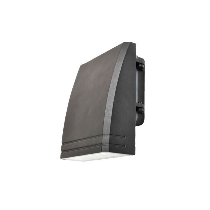 NaturaLED LED-FXSWP29 DLC Listed 29 Watt  LED Slim Wallpack Light Fixture Replaces 175W HID