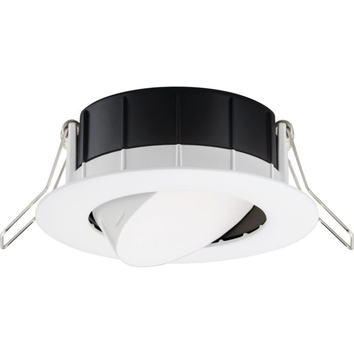 Lithonia Lighting WF3 ADJ LED 3 Inch LED Adjustable Wafer Gimbal Downlight Fixture
