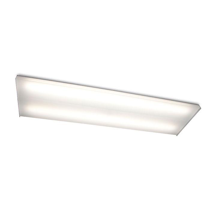 GE Lighting WS4W0A3SVWHTE 72 Watt 4 Foot Wide LED Wrap Mount Fixture Dimmable 26787