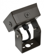 Sylvania 74393 SLMWPK1A/TRUNNION/BZ Junction Box with Trunnion Mount for Slim Wall Pack Fixture