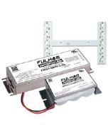 Fulham Lighting FHSKITT10LHF 10 Watt Emergency Lighting Retrofit Kit 1250 Lumens 135 Minute Run time F7 Battery