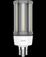 RAB Lighting HID-27-EX39 27 Watt Ballast Bypass Post Top Lamp 100-277V - Replaces 125W MH