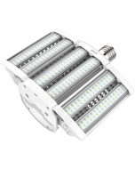 RAB Lighting HID-80-H-EX39 80 Watt Ballast Bypass Shoebox Lamp 100-277V - Replaces 320 - 250W HID