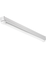 Lithonia Lighting  MNSL L48 2LL MVOLT 40K 80CRI M6 Energy Star Rated 35 Watt LED 4-Ft Contractor Select Strip Light Fixture Dimmable 4000K