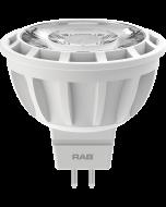 RAB Lighting MR16-9 9-Watt LED Mini-reflector MR16 Dimmable 75W Halogen Equivalent