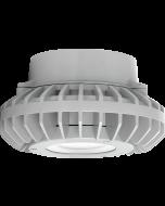 Flat Clear Lens RAB Lighting HAZPLED26 26W LED Pendant Mount Hazardous Location Fixture 5100K