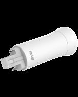 RAB Lighting PLC-9-V- 9-Watt Ballast Bypass Vertical Compact Fluorescent Lamps 120-277V 26W Equivalent