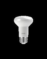 RAB Lighting R20-7-9 7 Watt LED R20 Reflector E26 Lamp 90CRI 120V Dimmable 50W Equivalent