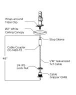 CREE AC5-48-Q14B-TB-50BULK 5