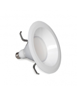 Product Image GE Lighting LED10RS6/830E26 10W 10 Watts 6 Inch Round RS Series Retrofit LED Downlight Dimmable E26 3000K