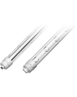 RAB Lighting T8-19.5-48P2S-865-DE-BYP 48 Inch 4 Ft 20 Watt LED T8 Sign Retrofit Lamp 6500K