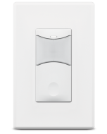 Sensorworx SWX-104 Wall Switch Sensor - Passive Infrared Auto On 1-Pole Vacancy Only (CA Title 20/24)