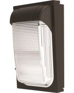 Lithonia Lighting TWR2 Series DLC Qualified LED Wallpack Fixture 120-277V