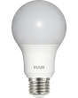 RAB Lighting A19-6-E26 6-Watt A19 Frosted Bulb Non-Dimmable 40W Incandescent Equivalent