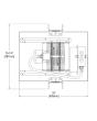CREE ESA-ADS-614-D 53 Watt 53W Essentia Series LED Recessed Architectural Downlight 6