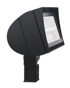 Main Image RAB Lighting FXLED105SFY/480/PCS4 105 Watt High Output LED Floodlight Fixture 480V Swivel Photocell 3000K
