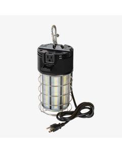 EPCO 15712 100 Watt LED TIGERcub Temporary Luminaire with Receptacle