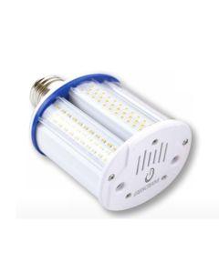 Green Creative 20HIDWP/277V/E26 20 Watt HID LED Wall Pack Retrofit Lamp - Replaces 70-100W HID