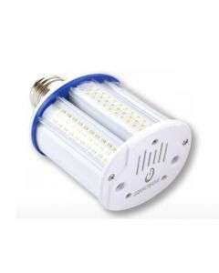 Green Creative 20HIDWP/840/277V/E26 20 Watt LED Wall Pack Lamp E26 Base 120-277V 4000K - Replaces 70-100W HID