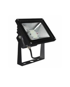 NaturaLED LED-FXFDL28/40K DLC Listed  28 Watt LED Flood Light Fixture 4000K - Threaded Nipple Included