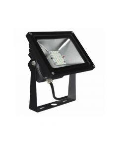 NaturaLED LED-FXFDL28/50K DLC Listed 28 Watt LED Flood Light Fixture 5000K - Threaded Nipple Included