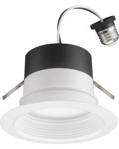 Lithonia Lighting 4BEMW LED 27K M6 4 Inch 11.9 Watt Recessed Downlight Dimmable 65 Watt Equivalent