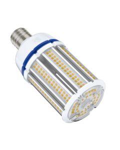 Green Creative 68HID/277V/EX39 DLC Listed 68 Watt LED Corn Post Top Lamp EX39 Base - Replaces 175-250W HID