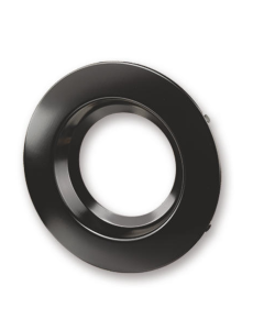 Sylvania RT4/TRIM/BLK Trim Ring and Reflector for RT4 Downlight Recessed Kit