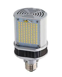 Light Efficient Design LED-8087E 30 Watt LED Shoebox Wallpack Retrofit Lamp for 100W Metal Halide