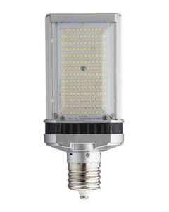 Light Efficient Design LED-8088M30-G4 50 Watt LED Shoebox and Wallpack Retrofit Lamp 120-277V 3000K Replaces up to 175W HID