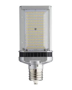 Light Efficient Design LED-8089M40-G5 80 Watt Shoe Box Roadway Wall Pack Retrofit Lamp 4000K