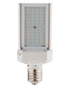 Light Efficient Design LED-8088M57-MHBC 50 Watt Shoe Box Roadway Wall Pack LED Retrofit Lamp E39 - Metal Halide Ballast Compatible