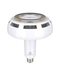Green Creative 90HIDHB/BYP/EX39 DLC Listed 90 Watt LED Highbay Lowbay Retrofit Lamp EX39 Base - Replaces 250-400W HID