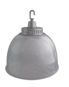 Light Efficient Design LED-9101M 150 Watt LED High Bay Fixture HID Retrofit Ready 16 Inch Polycarbonate Globe