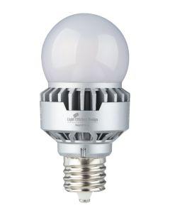 Light Efficient Design LED-8017E-G2 20 Watt A Series LED High Output 360 Degree Omni Directional Design Bollard Retrofit Lamp E26 Base 150W Incandescent 100W HID Equivalent