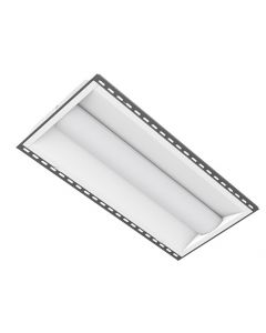 ILP AIRVOLA24 2x4 LED Recessed Air-Handling Troffer Fixture 120-277V