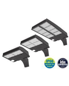 ILP AL Series DLC Listed Area Pole Light Fixtures
