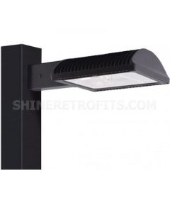 RAB Lighting ALED4T125 125 Watts LED Area Light Fixture Type IV Distribution with All Options (Product Configurator)
