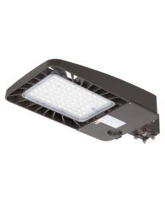 Energetic Lighting E3SBH Series LED Area Light Type III with Photocell 5000K 347-480V